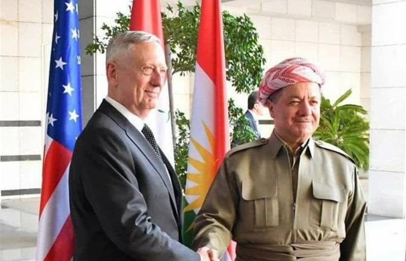 미국은 이라크 쿠르드인들을 자신의 용병처럼 부렸으나 그들의 독립 염원은 외면했다