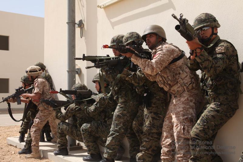 '몰래' 군사동맹의 실체가 드러나다