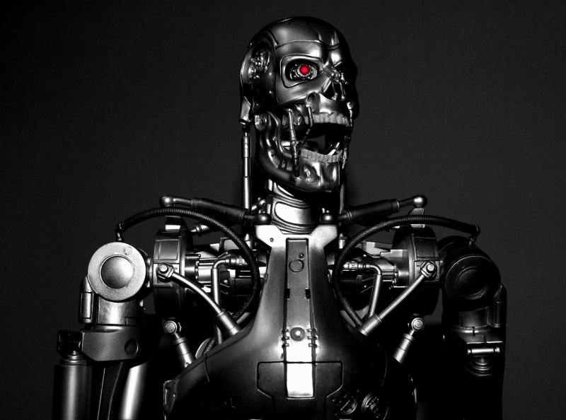 사람처럼 사고하는 인공지능 로봇?