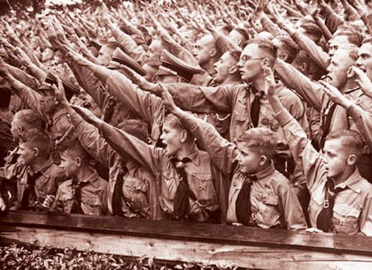 1930년대 독일 나치 집회
