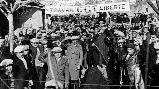 1936년 6월 프랑스 총파업