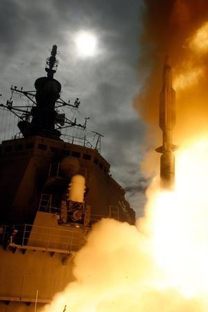 미국과 일본이 공동 연구해 최근 요격 시험에 성공한 SM-3 블록2A 미사일